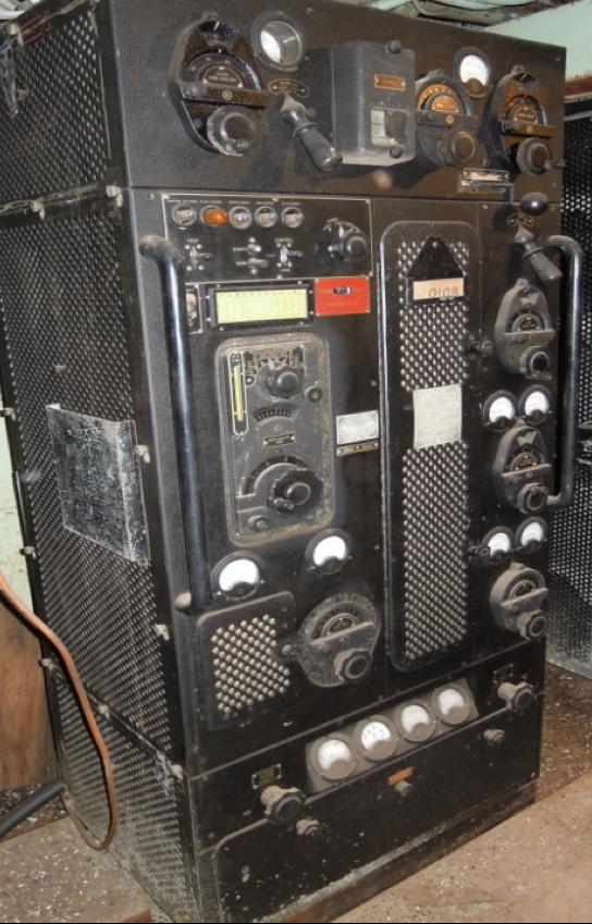 Корабельный передатчик TBM-7