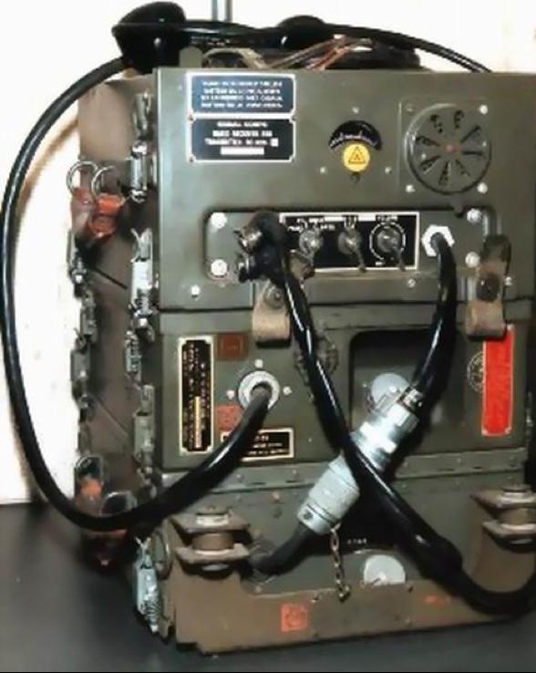Портативная радиостанция SCR-610 с автомобильным блоком питания