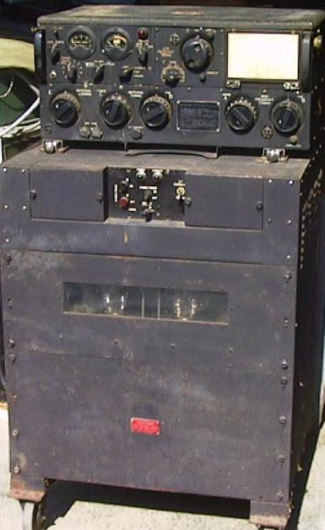 Корабельный передатчик TCZ-1 (COL-52286-А)