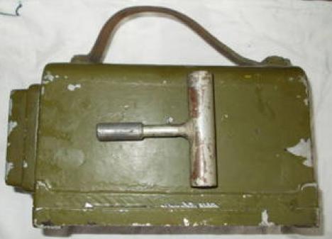 Подрывная машинка ПМ-1