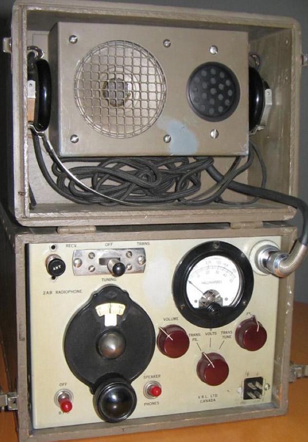 Портативная радиостанция CS-25