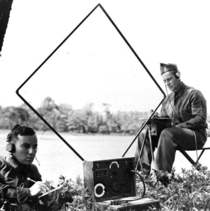 Ранцевая радиостанция SCR-131/ВС-148