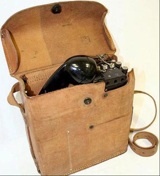 Полевой телефон EE-8A