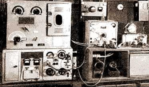 Радиостанция РАФ-КВ-бис.