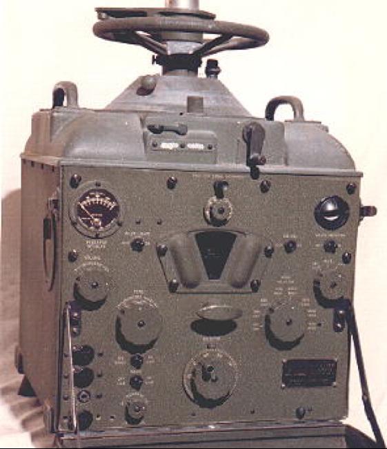 Поисковый приемник BC-470
