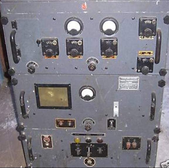 Корабельный передатчик TDQ (CRV-52328)