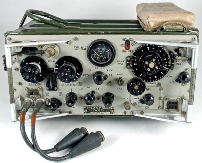 Мобильная радиостанция Wireless Set №62