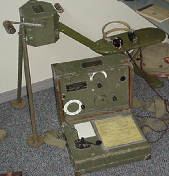 Комплект ранцевой радиостанции SCR-161