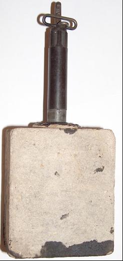 Противопехотные мины Abwehrmine beton