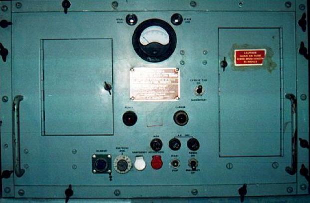 Корабельный передатчик TED-6