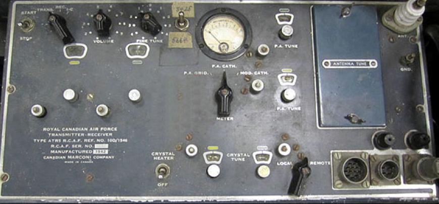 Радиостанция ATR-5