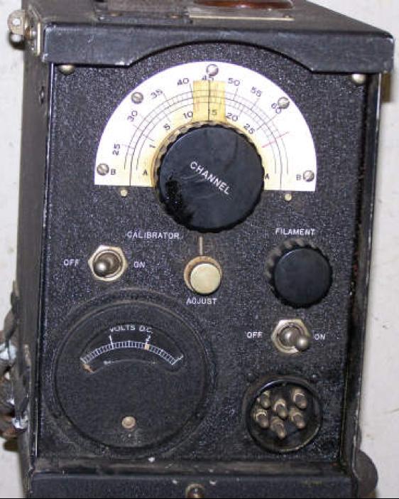 Ранцевая радиостанция SCR-194/BC-222