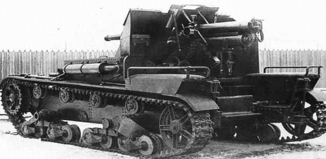 САУ СУ-5