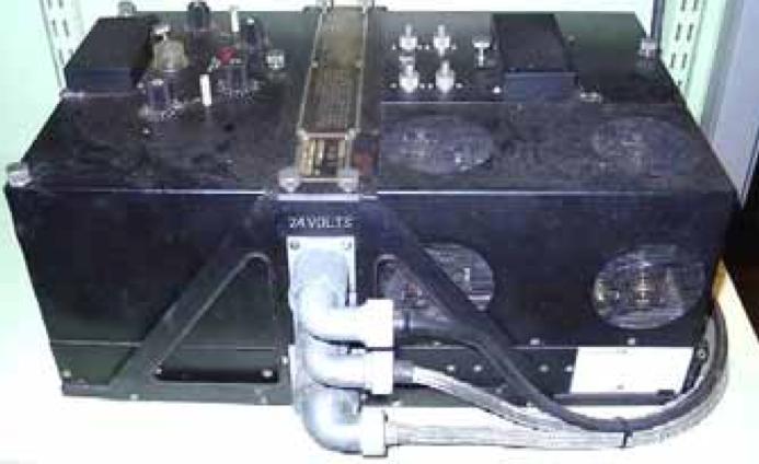 Авиационная радиостанция TR-1196 HF
