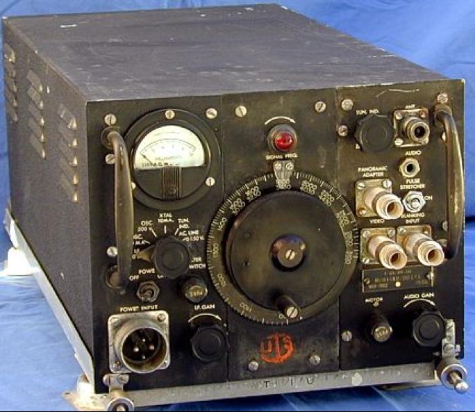 Поисковый приемник AN/APR-5 R-111