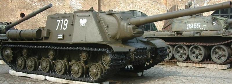 САУ ИСУ-122