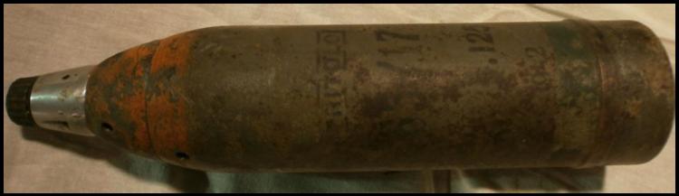 Снаряд 65-мм