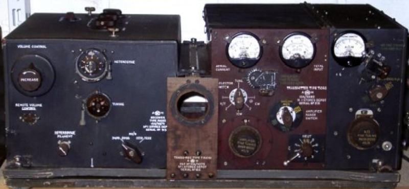 Авиационная радиостанция TR-1091