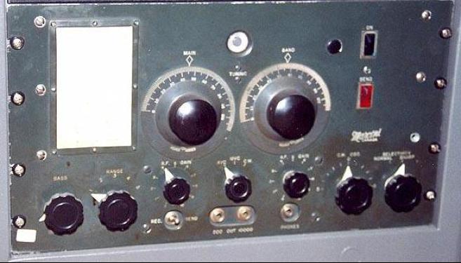 Радиостанция Cdn. Marconi CSR-3