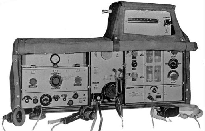 Комплект мобильной радиостанции Wireless Set №9 Cdn