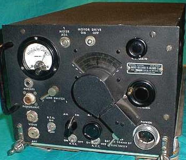 Поисковый приемник ARR-5 (R-44)