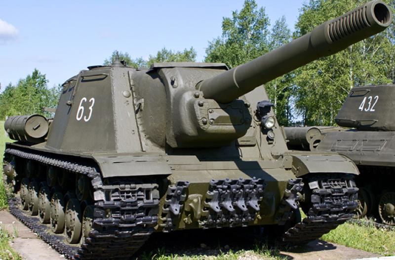 САУ СУ-152