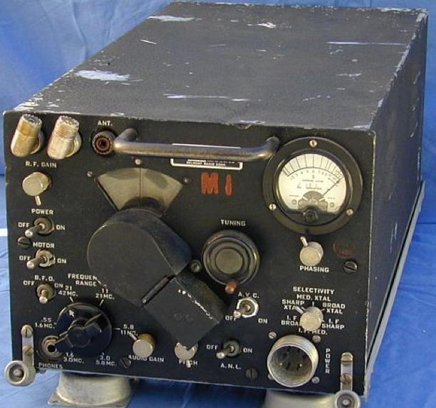 Поисковый приемник ARR-7 (R-45)