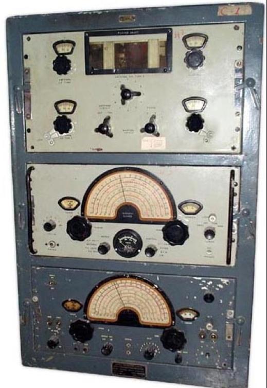 Корабельная радиостанция. СМ-11 (ТМ-11)
