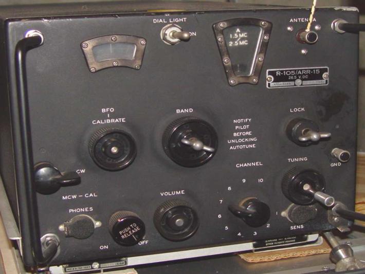 Авиационный приемник AN/ARR-15