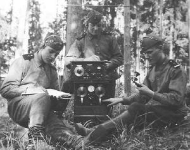 Переносная радиостанция P-12-9