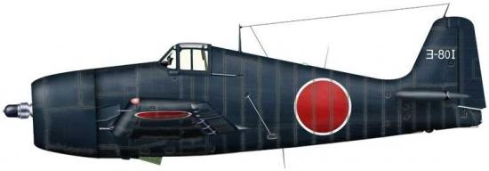 Bradic Srecko. Истребитель Grumman F6F-5 Hellcat.