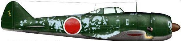 Bradic Srecko. Истребитель Nakajima Ki-44.