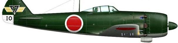 Bradic Srecko. Истребитель Nakajima Ki-84.