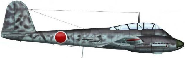Bradic Srecko. Истребитель Ме-210.