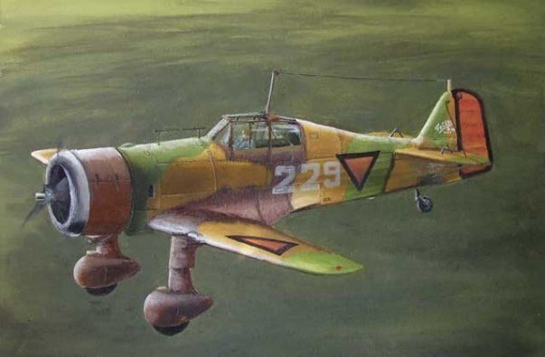Bradic Srecko. Истребитель Fokker D. XXI.