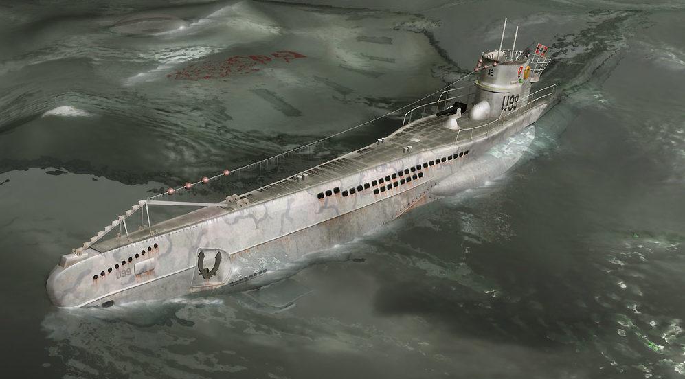 Lejczak Anders. Морской кошмар.