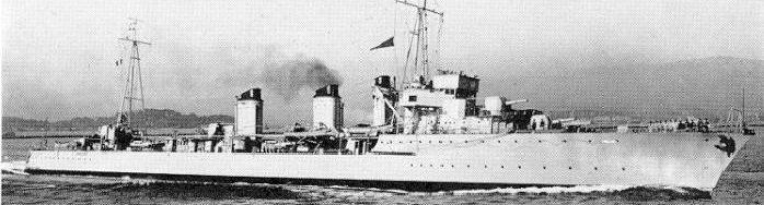 Корабельное орудие 130-mm /40 Modèle 1919