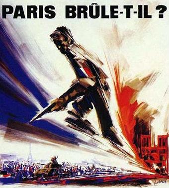«Горит ли Париж?»