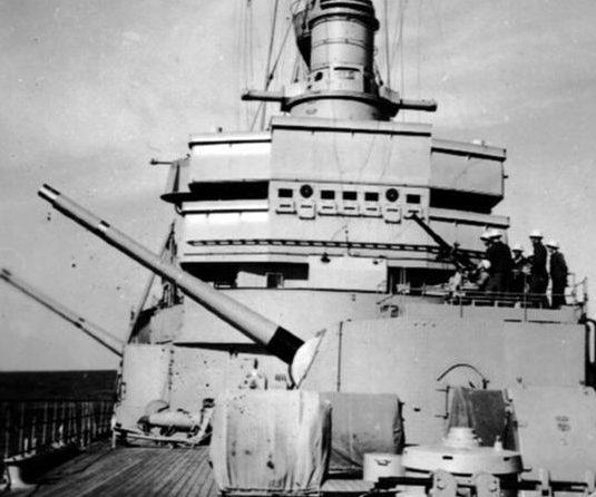 корабельное орудие 15,2-cm M/30