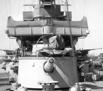 Корабельное орудие 21-cm M/98