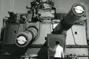 Корабельное орудия 28-cm M/12