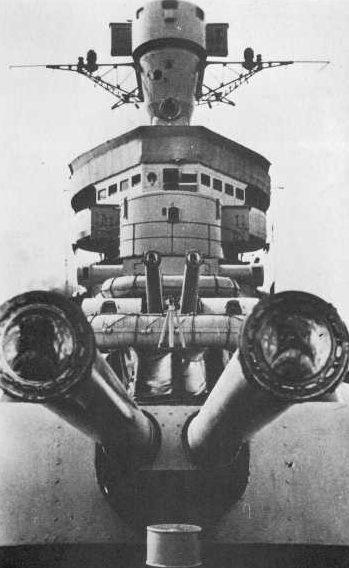 Корабельное орудия 152-mm/53 Models 1926