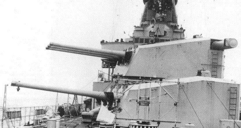 Корабельное орудие 155-mm/50 Modèle 1920