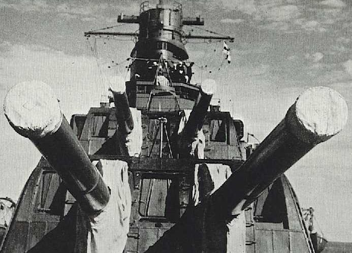 корабельное орудие Vickers 14 /45