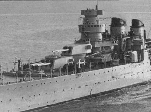 Корабельное орудие 152-mm/55 Models 1934
