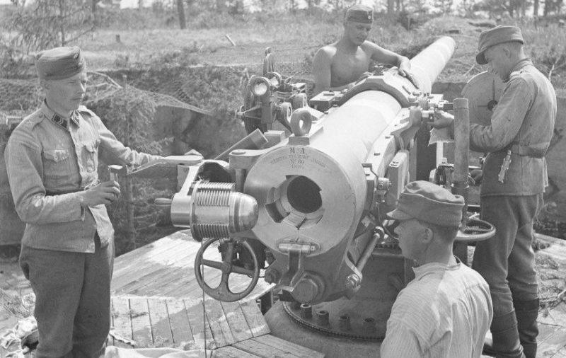 Корабельное орудие 120-мм/50 образца 1905 г.