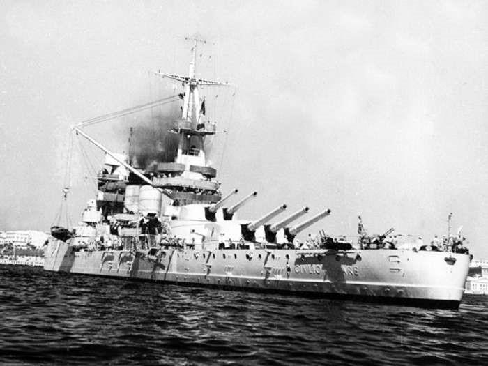 Корабельное орудие 320 -mm Model 1934