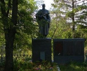 с. Ветриевка Богодуховского р-на. Братская могила.