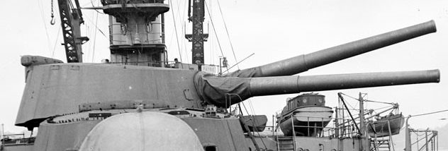 Корабельное орудие 340-mm/45 Modèle 1912
