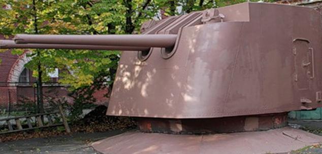Корабельная орудийная установка  Б-2ЛМ